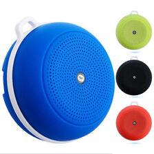 Super BASS Altavoz Inalámbrico Bluetooth Portátil Azul para todo tipo de teléfono inteligente {oo3