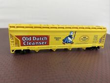TYCO HO SCALE 173402 OLD DUTCH CLEANSER 55/' CENTER FLOW HOPPER #358F NEW IN BOX