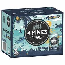 4 Pines Pacific Ale Beer Case 30 x 375mL