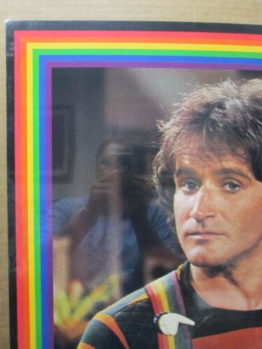 Vintage Poster Mork from Ork TV Show  American sitcom 1979 Robin Inv#G2676