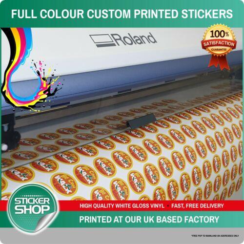 2 Squ mètre Personnalisé Imprimé Contour Coupe Vinyle Stickers Autocollant Étiquettes Imperméable
