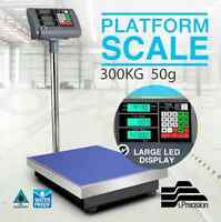 Electronic Digital 300kg Postal Scales Platform Scale Computing Shop Weight