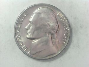 1955-D-Jefferson-Nickel-Free-Shipping-GREAT-STEP-DETAIL-TAKE-A-LOOK