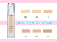 Albion Gel Mask Foundation 30ml 6 Colors Skin Care Japan Import