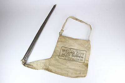 M.C. 75 Mound City Seed Sower Seeder Shapleigh Hardware Co St Louis MO Missouri