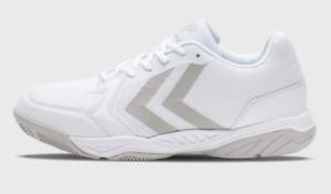 Hummel señores zapato inventus Omni 1 - 207323-2002 en blanco/gris