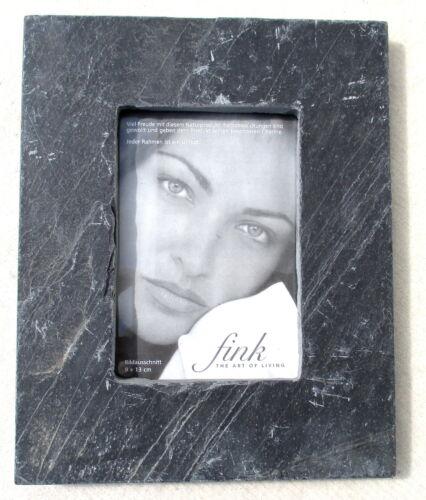 Cadre photo de schiste S pour 9x13 de Fink