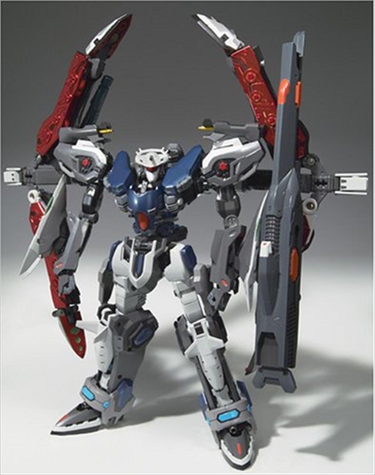 Bandai Tamashii Nations GE-01 DX CHOGOKIN Aquarion forzada ataque tipo figura