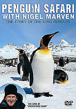 Penguins Safari With Nigel Marven - The Story Of The King Penguin (DVD, 2007)