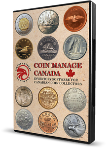 Canadian Coin Collecting Software All Canada Coins Sets With Values Ebay