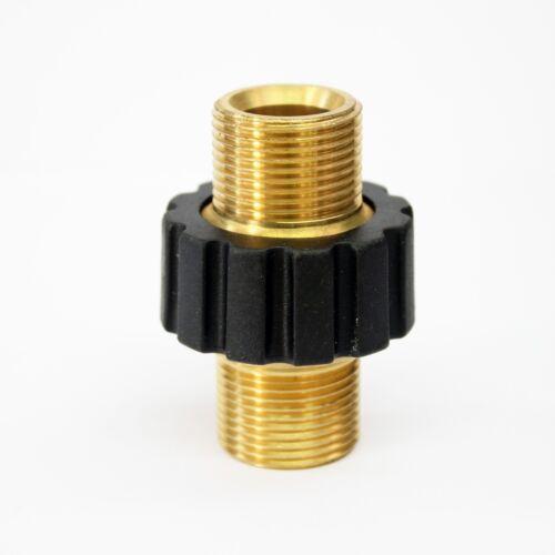 M22 Macho Rosca 22 mm Kranzle tipo a M22 macho conector de acoplamiento de agarre