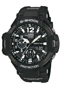 NEW-Casio-GA1100-1A-G-Shock-Gravity-Watch-Black