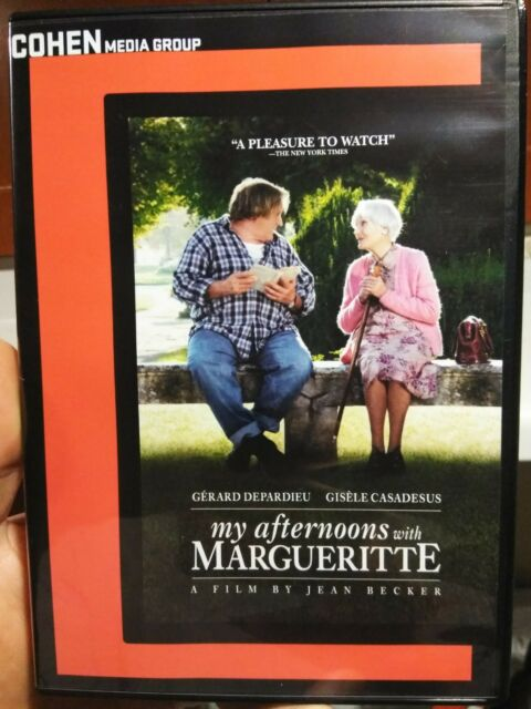 My Afternoons With Margueritte (DVD, 2012) | eBay