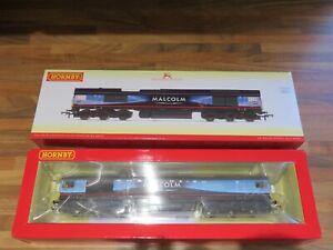 *NEW* DCC SOUND Hornby R3920TTS Class 66 66434 Malcolm Logistics OO Gauge