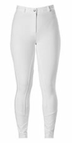 HARRY HALL SS18 TEX BREECHES CHESTER II LADIES Weiß - 34