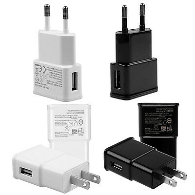 5V 2A 1 2 3-Port USB Wall Adapter Charger US/EU Plug Samsung S4 S5 S6 iPhone W60