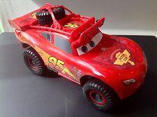 Disney Pixar Cars Talking Lightning McQueen Off Road Rally Car - Sounds!!!