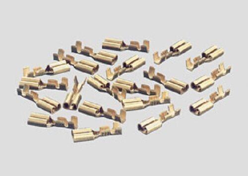 - NEU 20 Stück Märklin H0 74995 C-Gleis Flachsteckhülsen OVP