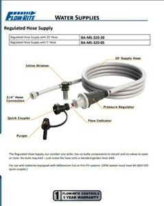 BATTERY-REGULATED-HOSE-WATER-SUPPLY-FLOW-RITE-20-FT