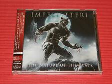 Impellitteri The Nature of Beast Japan CD Vizp-158 2018