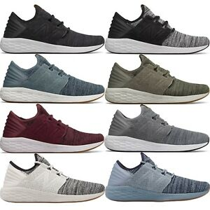 18d0830fa0f3b New Balance Fresh Foam Cruz v2 Knit Men's Running Shoes Comfy ...