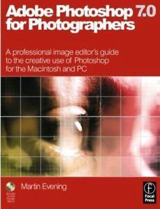 adobe photoshop 7 0 for photographers 9780240516905 ebay rh ebay com Install Adobe Photoshop 7.0 Adobe Photoshop 7.0 Setup