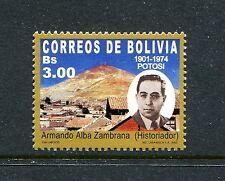 Bolivia 1194, MNH.2002, Armando Alba Zambrana 1v. x27694