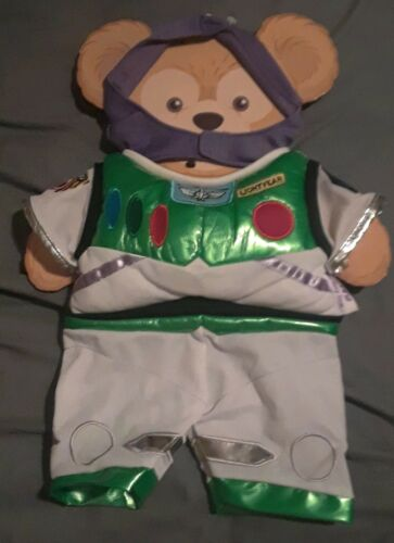 Disney Duffy Bear Buzz Lightyear Outfit  NEW with tag