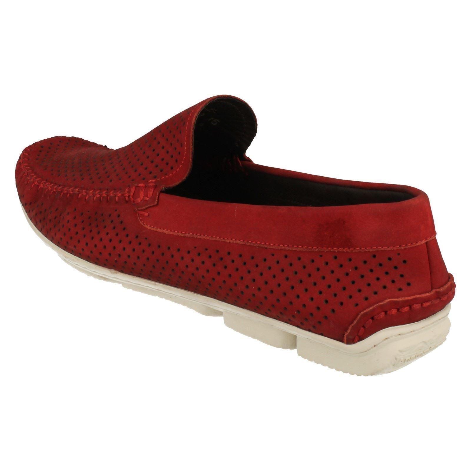 Herren Anatomic Leder Nubuck Schuhes Slip On Schuhes Nubuck Coari 363655 5f36b4