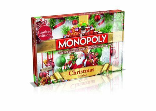 Christmas Monopoly édition limitée