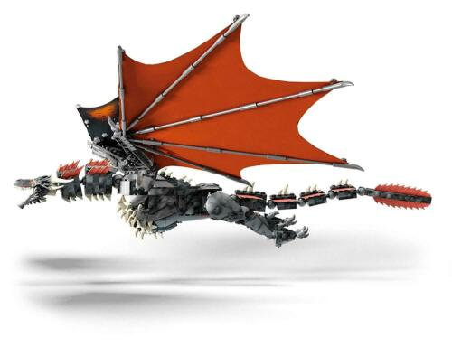 Game of Thrones Daenerys and Drogon Construction Set