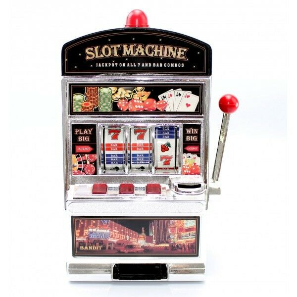 slot machine audio effect