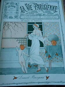 Au-soleil-de-Provence-Premiers-Bourgeons-Leonnec-Couverture-Print-Cover-1913