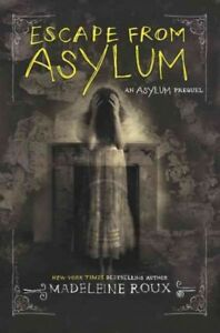 Escape-from-Asylum-Hardcover-by-Roux-Madeleine-Brand-New-Free-shipping-in