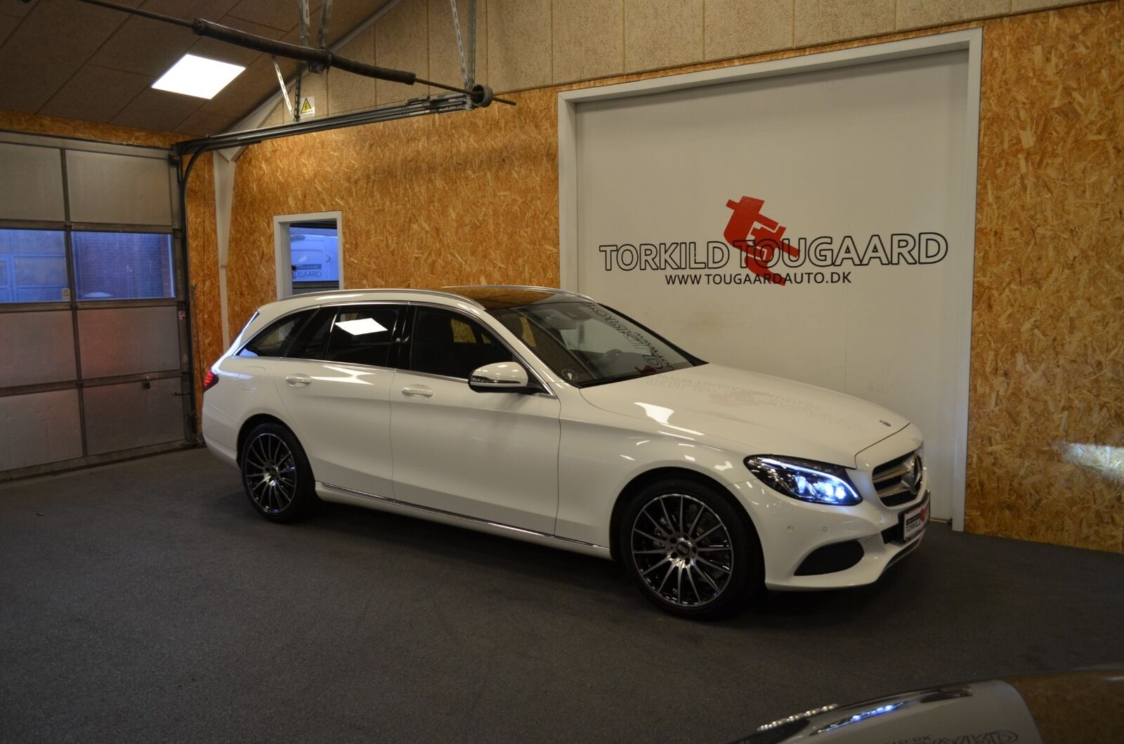 Mercedes C220 d 2,2 Avantgarde stc. aut. 5d - 334.800 kr.
