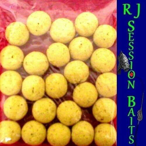 Mainline Cell Frozen Boilies 15mm Session Packs 50