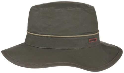 Stetson Sun Guard Hunting Hat Angler/'s Bucket 5 Khaki Outdoor Protection New