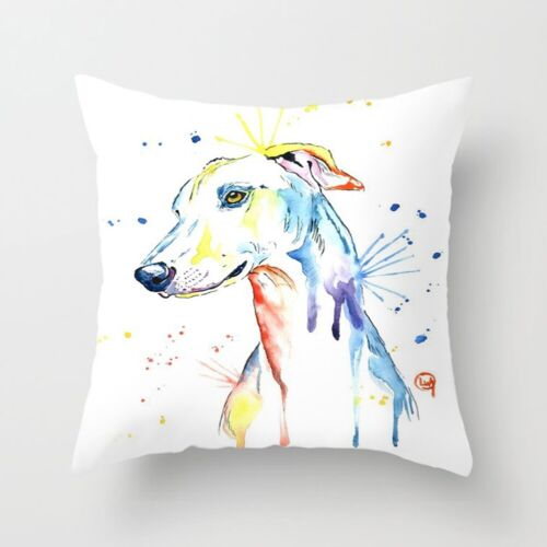 "18/"" Inch Square Pillow Case Waist Throw Cushion Cover Sofa Office Home Decor"
