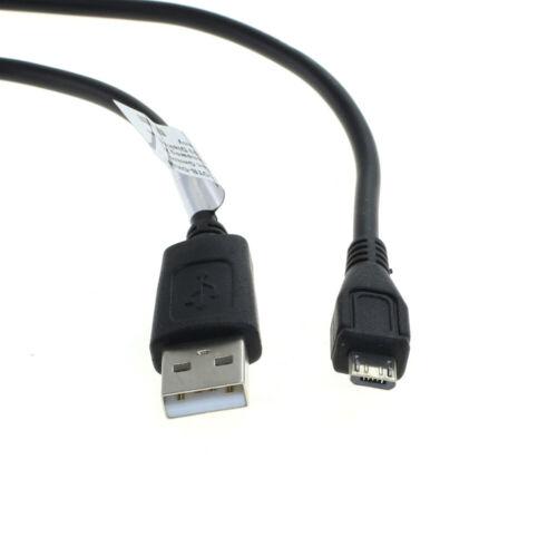 Sony Ericsson Xperia Arc S Cable de datos cable de carga USB para F