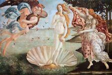 PAINTING MYTHOLOGY ROMAN BOTTICELLI BIRTH VENUS REPLICA POSTER PRINT PAM1480