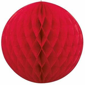 Red-Honeycomb-Decoration-Paper-Ball-Hanging-Feature-Vintage-Christmas-Party