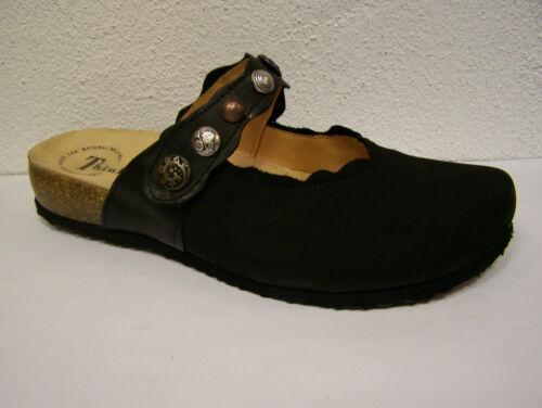 Shoes X per il medioevo Anche Think 1 Bag colore Velcro Julia nero gddax7t
