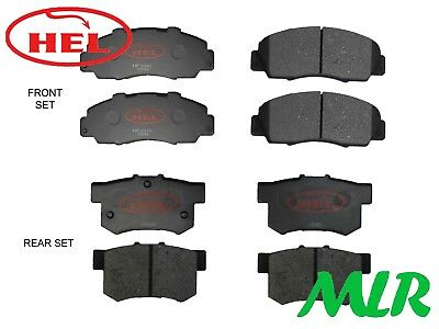 FERODO DS2500 BRAKE PADS FRONT FOR INTEGRA TYPE R DC2 96 SPEC