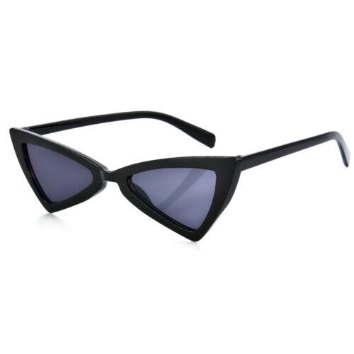 Vintage Retro Triangle Sunglasses Women Fashion Anti-UV Glasses Cat Eye Eyewear