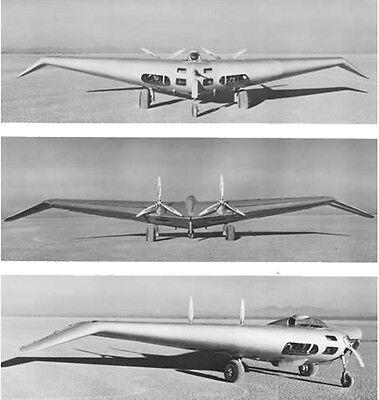 1/6 Scala Northrop N1m Volante Ala Plans, Modelli E Istruzioni 72ws Fornire Servizi Per Le Persone; Rendere La Vita Più Facile Per La Popolazione