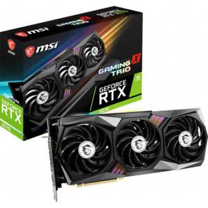 MSI GeForce RTX 3070 Gaming Z Trio 8GB GDDR6 Grafikkarte 3xDP/HDMI