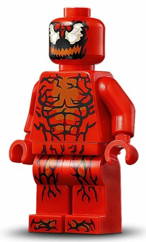 Bagged LEGO Super Heroes Carnage Minifigure from 76163
