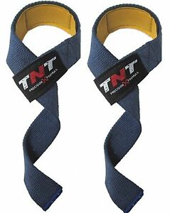 Image Is Loading Vintage Weight Lifting Padded Straps Bar