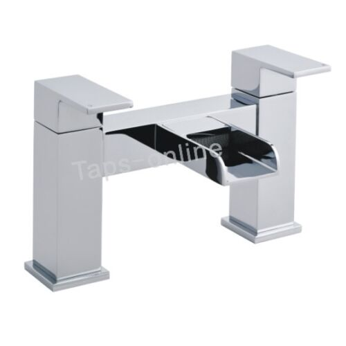 Ozone Bathroom Taps Deck Waterfall Tap Sets Basin Mono Bath Filler Shower Mixer