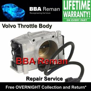 Volvo Magneti Marelli Throttle Body Repair Service | eBay